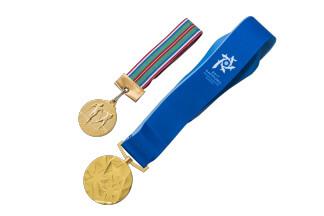 小学校6年生の時に初めて貰ったメダル