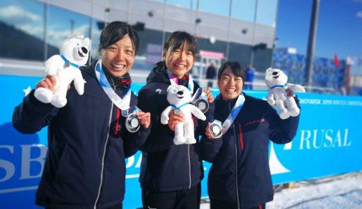 銀メダル獲得!!〜世界選手権・ユニバーシアードの結果報告および全日本選手権の大会案内〜