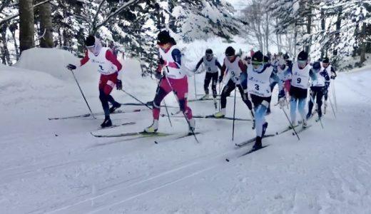 第98回全日本スキー選手権大会の結果報告